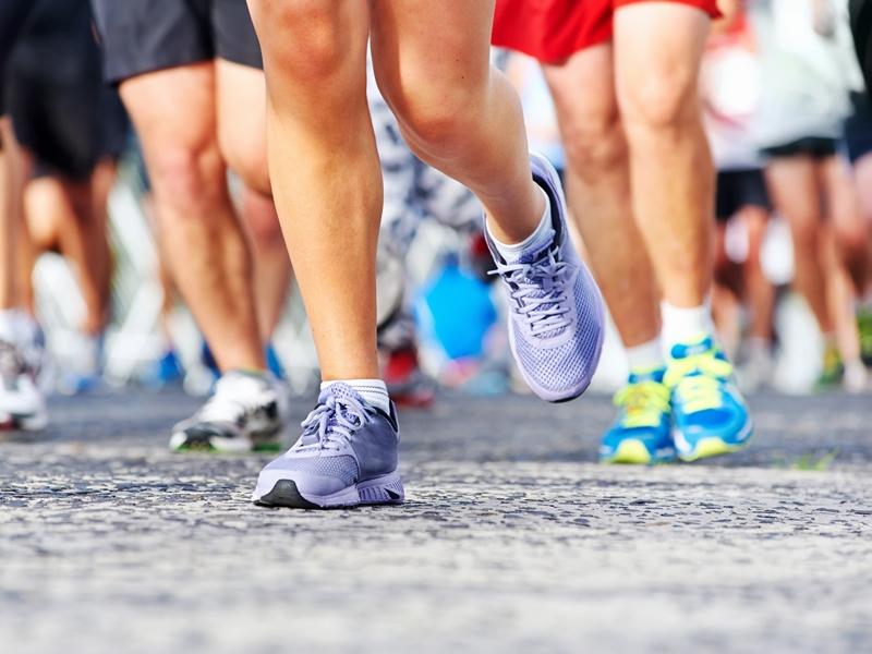 Active Communities' Jogging Buddies