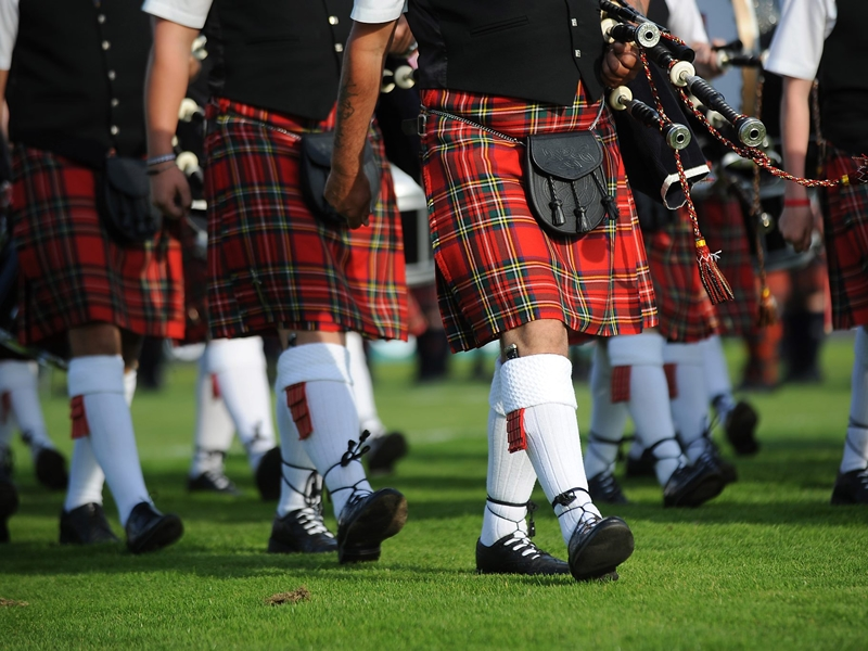 World Pipe Band Championships - CANCELLED