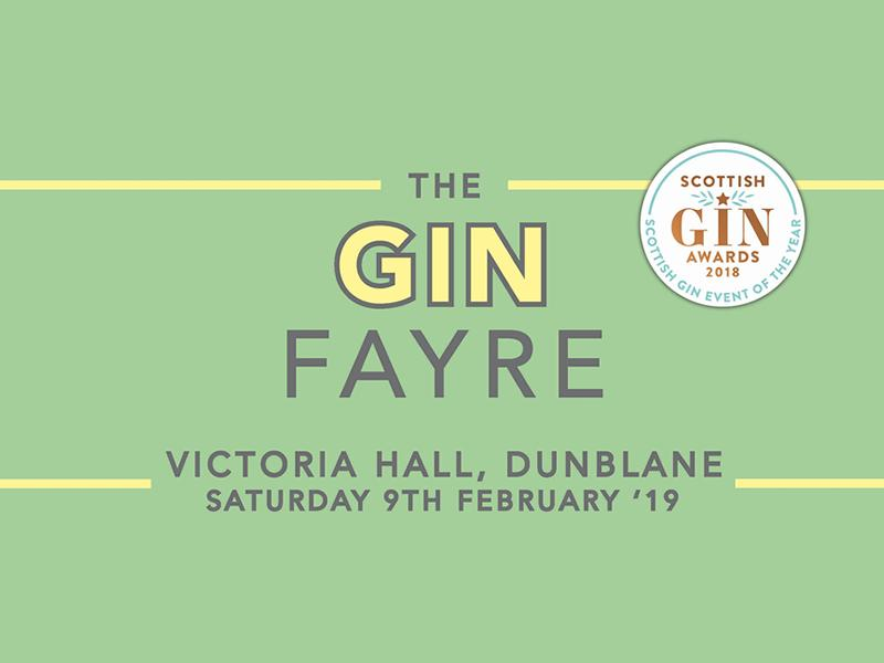 The Gin Fayre: Dunblane