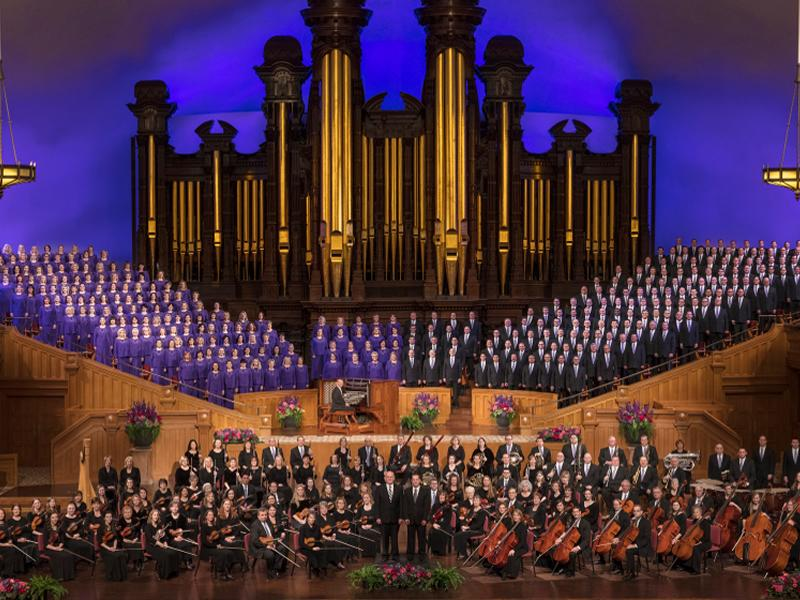 The Tabernacle Choir and Orchestra at Temple Square - POSTPONED