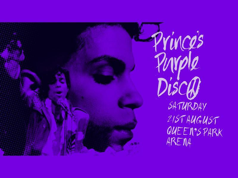 Prince's Purple Disco Live at BAaD