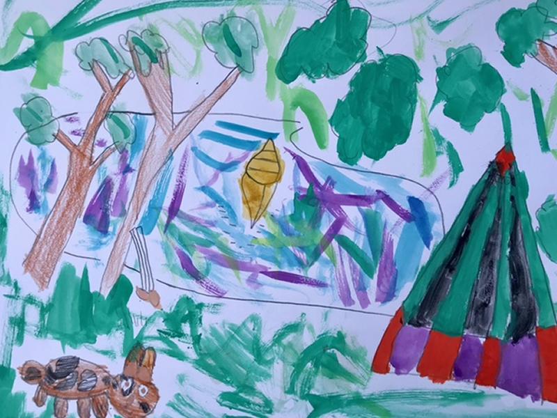 Art Journeys - Family and Kids Art classes with Charlotte Anker