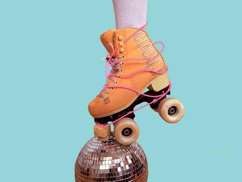 Sugar and Spin Skate Fest: Roller Dance Class