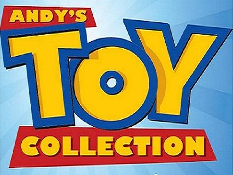 Andy's Toy Collection