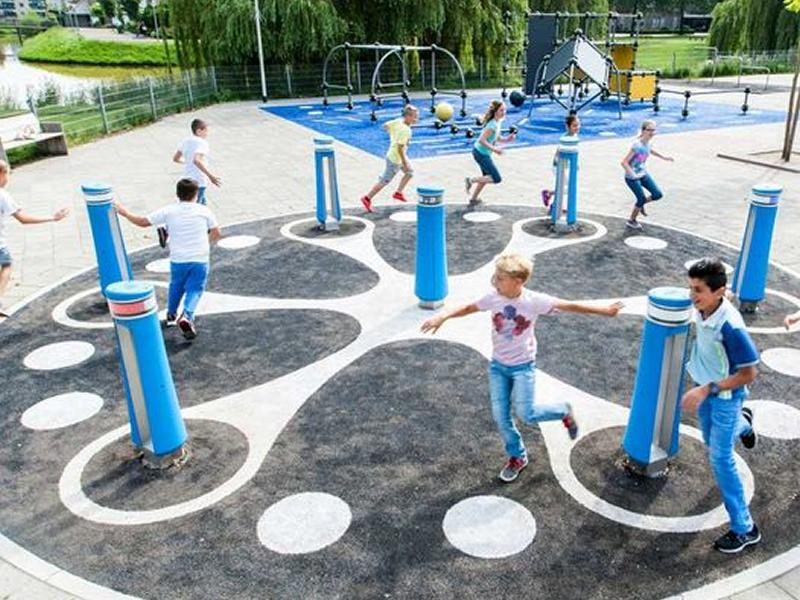 Most innovative play area in Scotland set to open in Renfrewshire