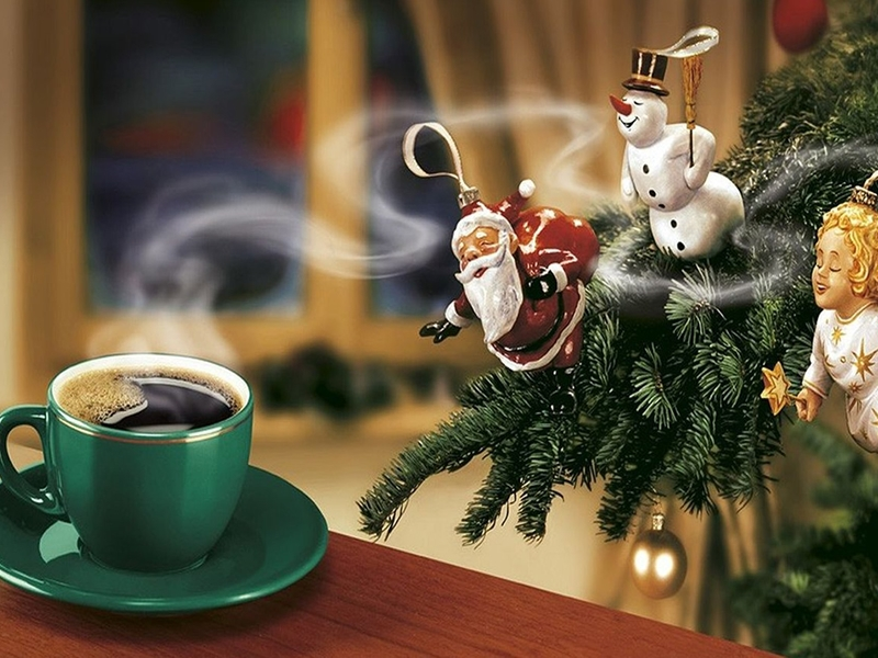 St Aidan's Christmas Coffee Morning
