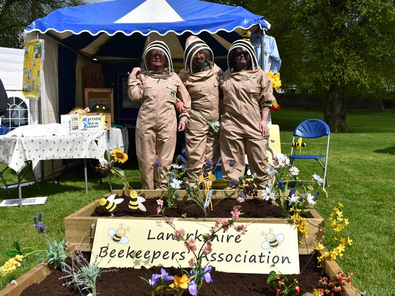 FlowerFest success in Lanark second year running