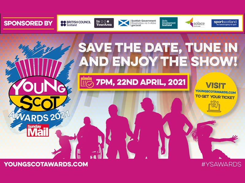 Sunday Mail Young Scot Awards
