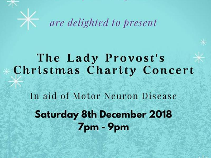 The Lady Provost's Charity Christmas Concert