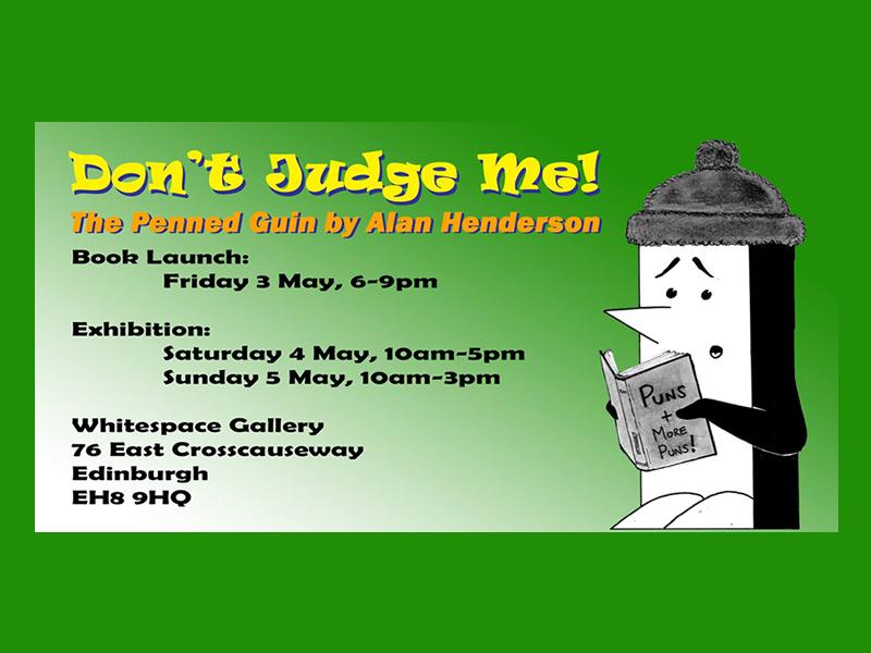 Penned Guin: Book Launch and Art Exhibition