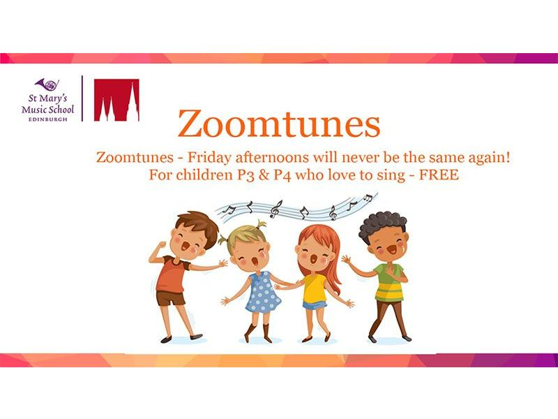 Zoomtunes - Free singing classes for children P3 & P4