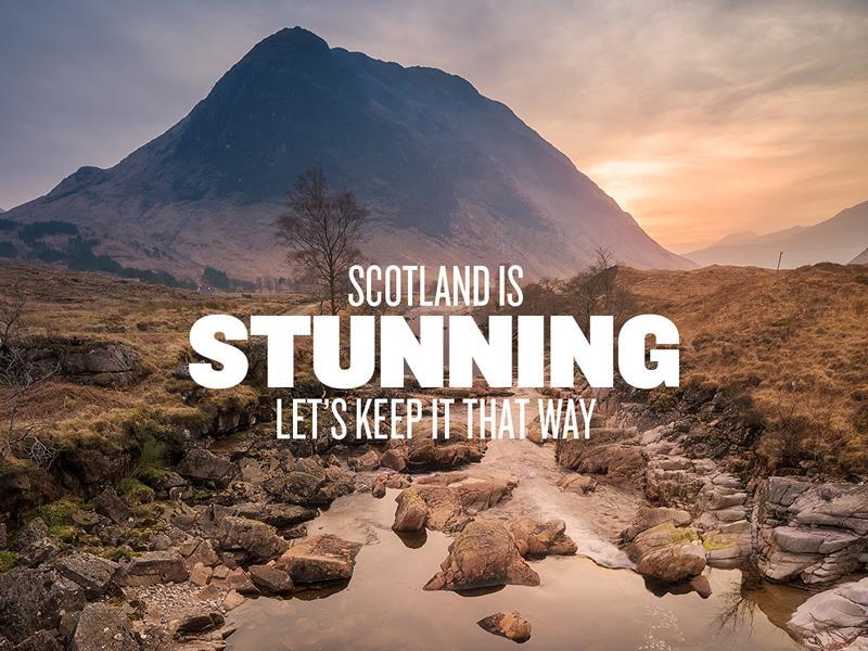 Scotland is stunning