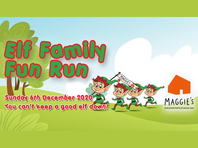 Elf Family Fun Run 2020