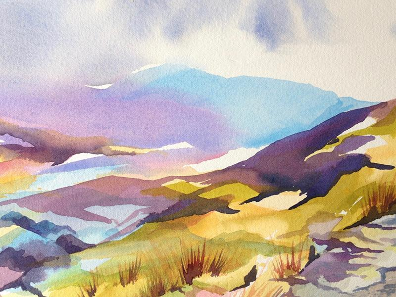 Watercolour Workshop - Introduction to Watercolour
