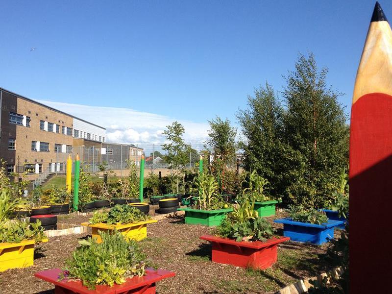 Scotland's Gardens Scheme Open Garden: Craig Hepburn Memorial Garden