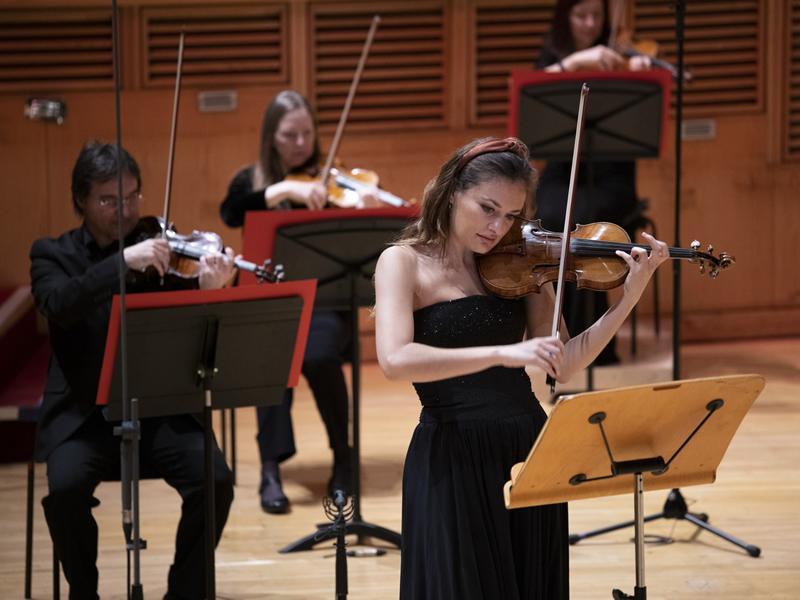 Royal Scottish National Orchestra launch new Digital Season with award winning violinist Nicola Benedetti