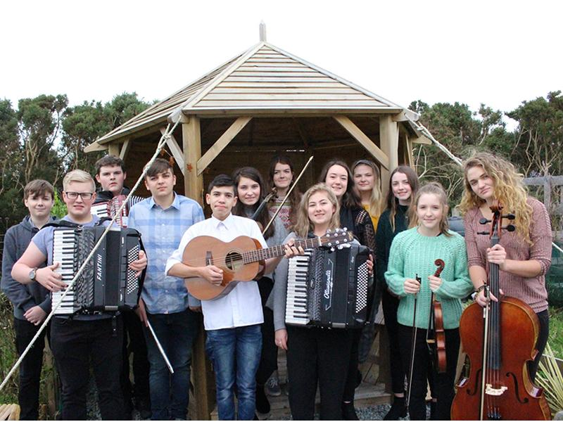 Plockton School of Traditional Music