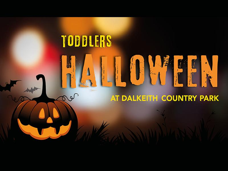 Toddlers' Halloween at Fort Douglas