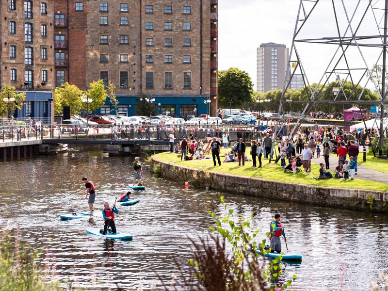 Glasgow Canal Festival - CANCELLED