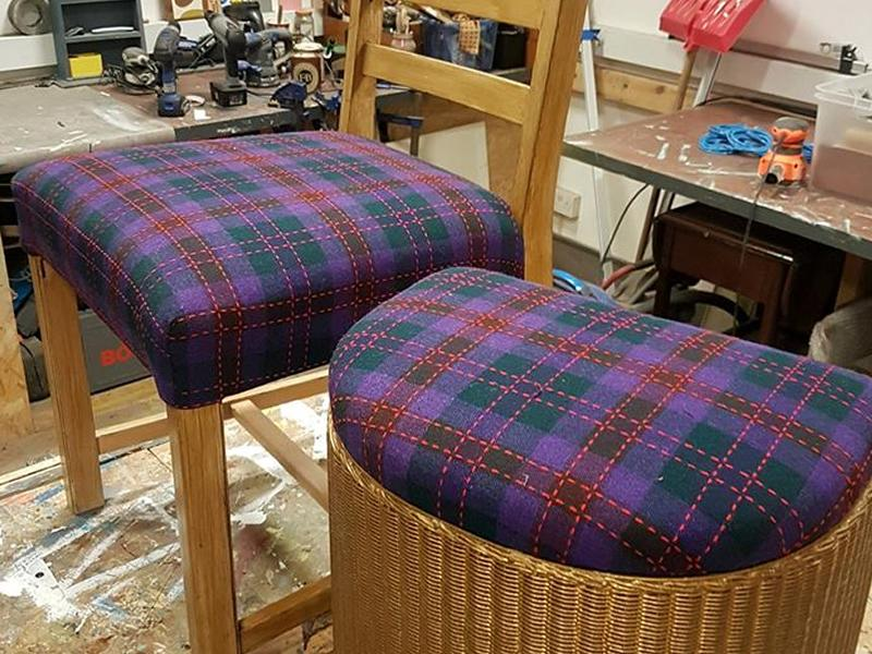 Upholstery Workshop – Saturday 26th - Sunday 27th January 2019
