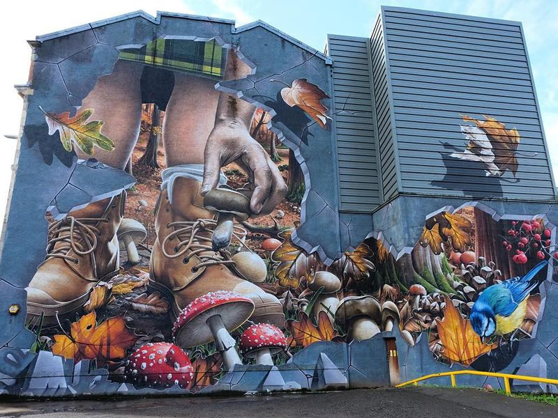 Glasgow street art is taking over Instagram