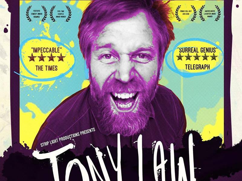 Tony Law: Identifies - RESCHEDULED DATE