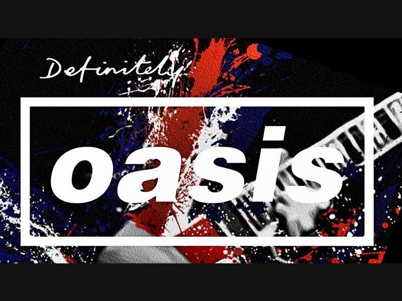 Definitely Oasis Live
