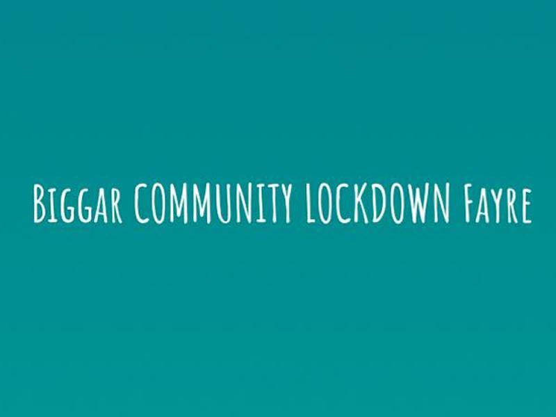 Biggar Community Lockdown Fayre