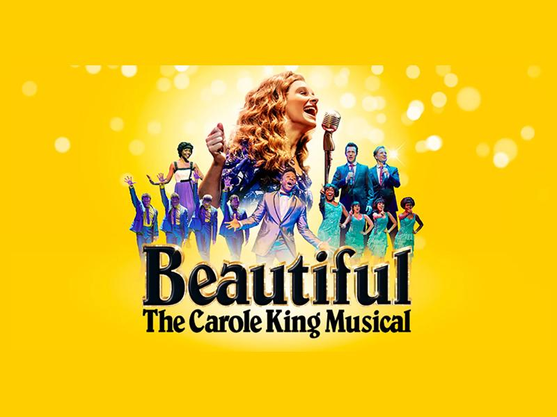 Beautiful - The Carole King Musical - SUSPENDED
