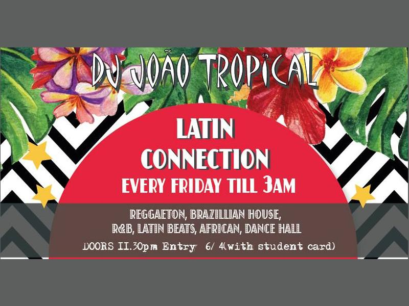 Latin Connection with DJ João Tropical