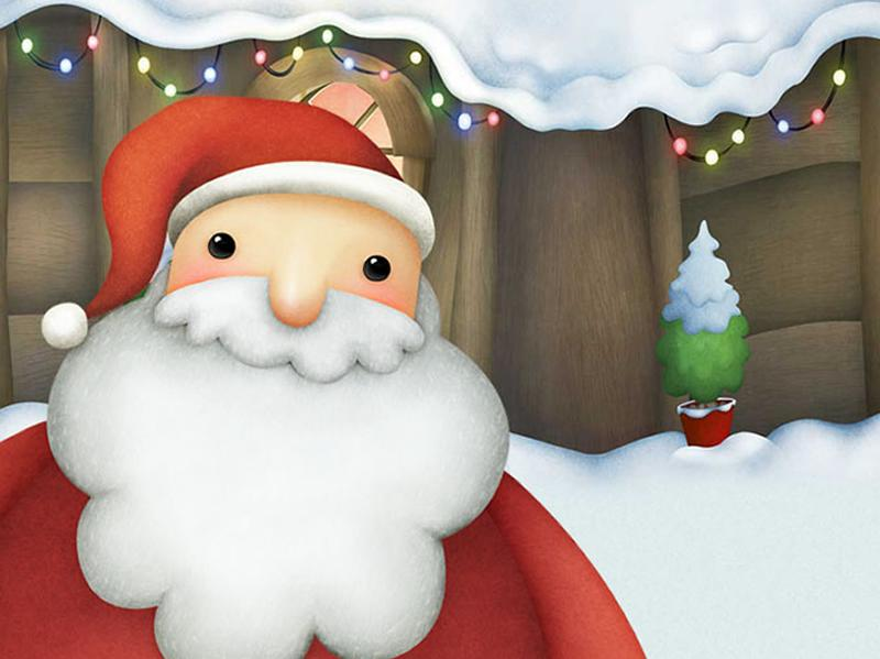Santa's Grotto at Dobbies Milngavie