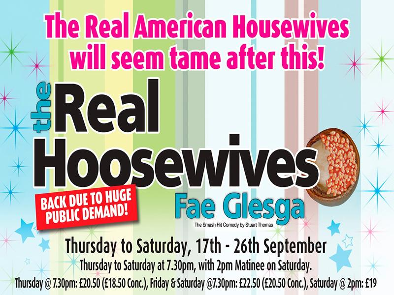The Real Hoosewives - Fae Glesga!