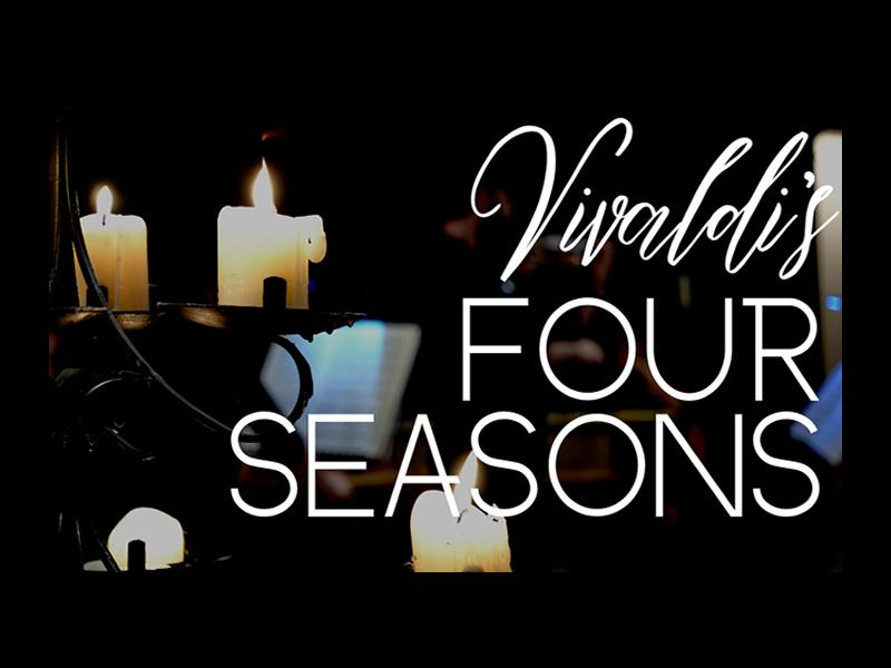 Vivaldi's Four Seasons by Candlelight - 27th August