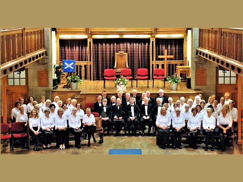 Colinton and Merchiston Choirs: Spring Concert