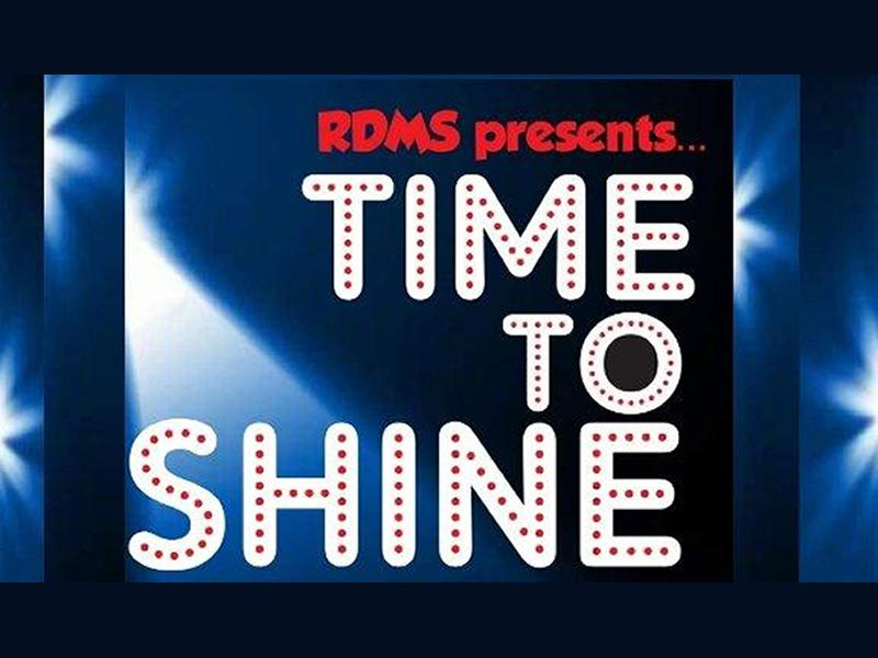 Rosyth and District Musical Society: 'Time To Shine'
