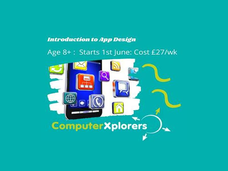 Introduction to App Design - Online Course for Kids