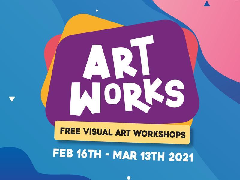 Art Works: Free Visual Art Workshops