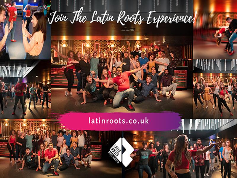 Latin Roots Salsa And Bachata Dance Academy