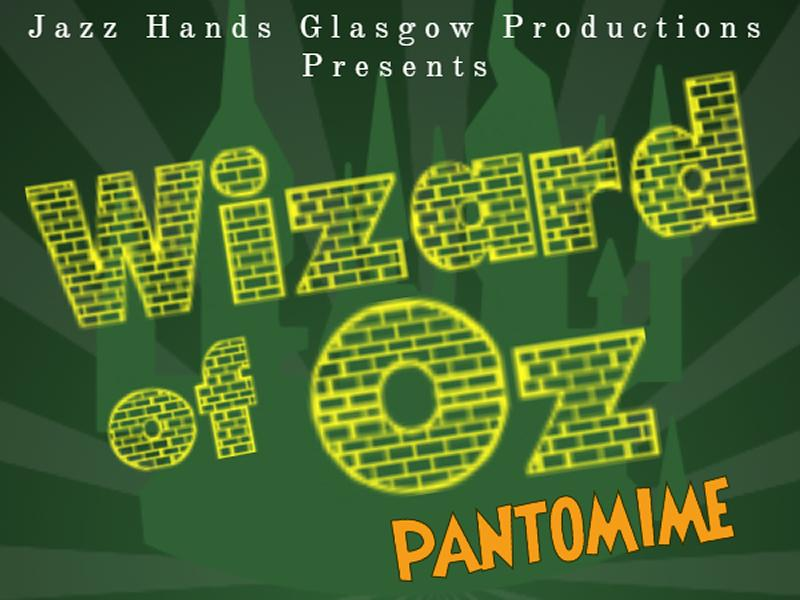 Wizard of Oz Pantomime - CANCELLED