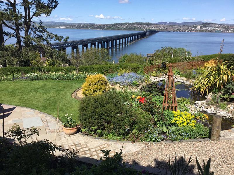 Scotland's Gardens Scheme Open Garden: The Tower