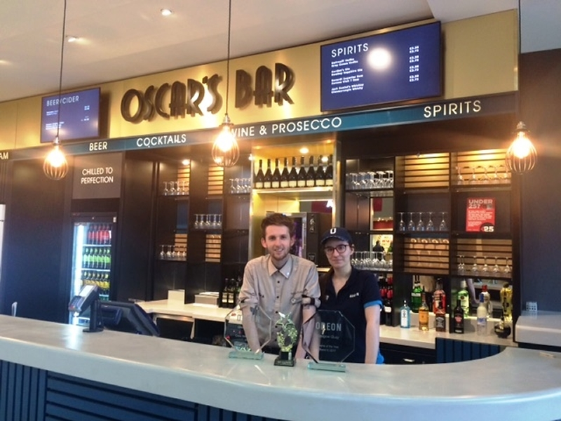 Double Award Win for ODEON Luxe Glasgow Quay