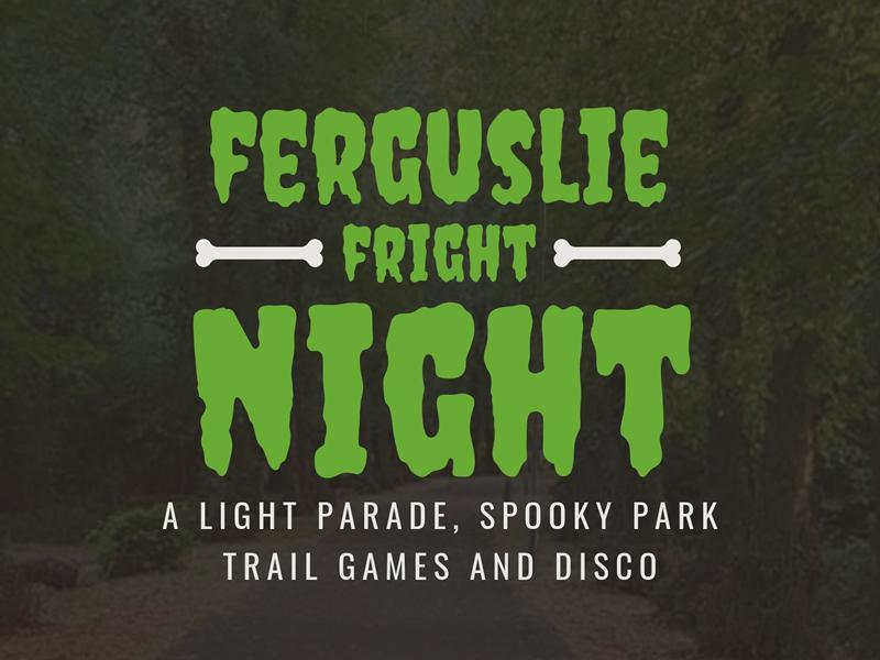 Ferguslie Fright Night