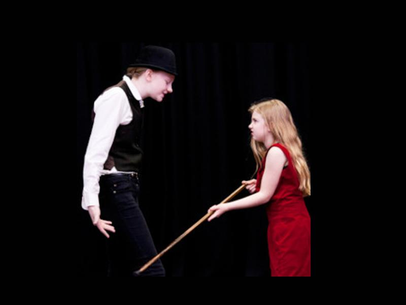 Youth Theatre Online Classes
