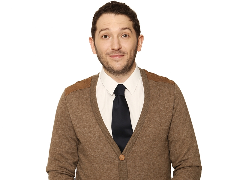 Jon Richardson brings his brand new tour to Scotland this November!