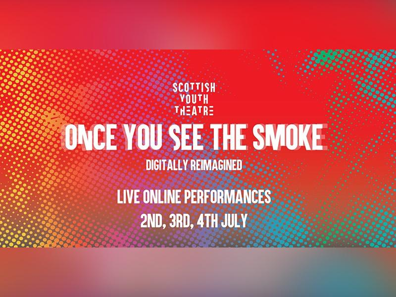 National Ensemble 2020: Once You See the Smoke - Digitally Reimagined