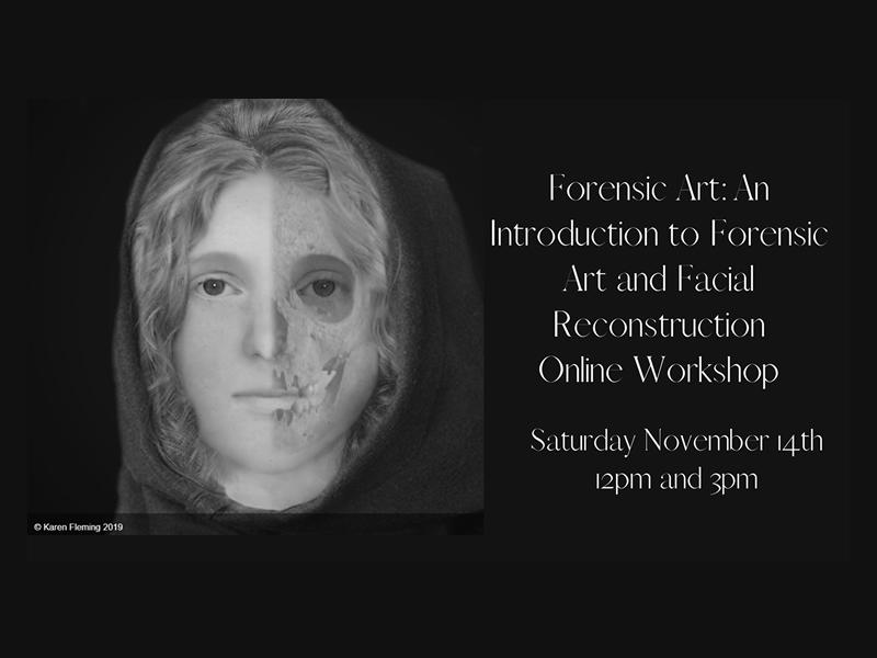 Forensic Art: An introduction to Forensic Art and Facial Reconstruction