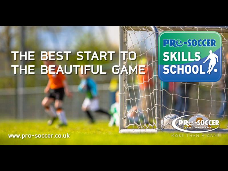 Pro-Soccer Skills School February Holiday Camp