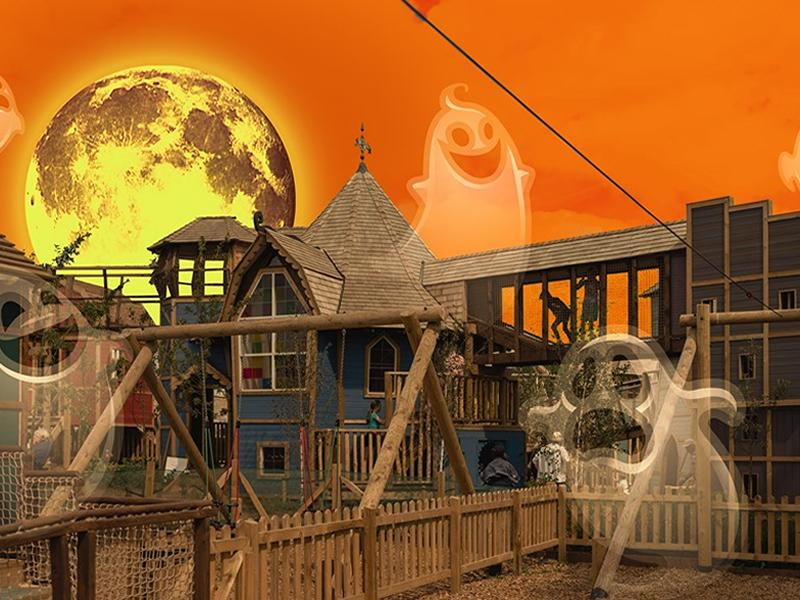 Halloween: Haunted Woodland Trail and Pumpkin Parade