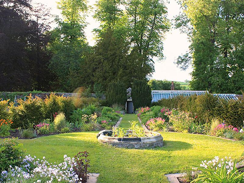 Scotland's Gardens Scheme Open Garden: Backhouse at Rossie Estate