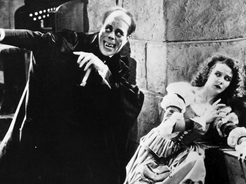 Fright Night - Silent Movie Double Bill with live score